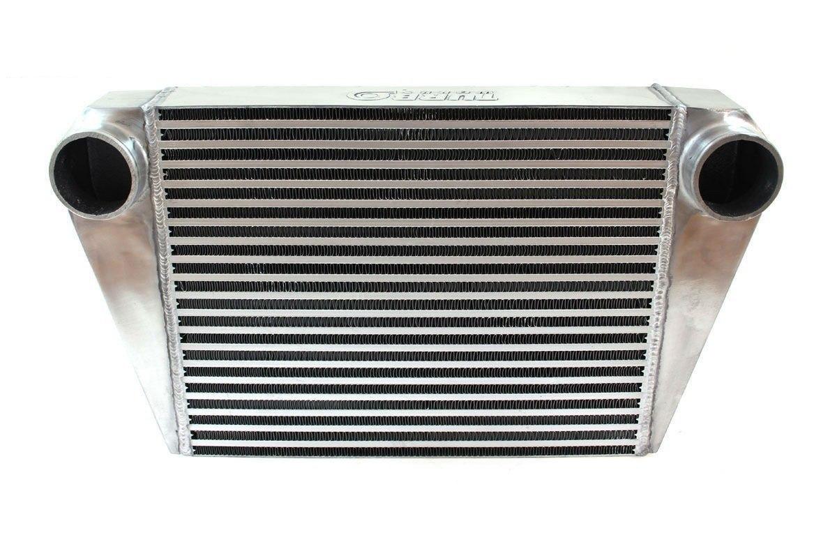 """Intercooler TurboWorks 450x350x76 3"""" tylny - GRUBYGARAGE - Sklep Tuningowy"""